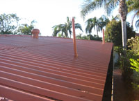 Common Asbestos Roofing